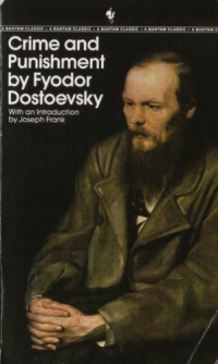 an analysis of the characters in crime and punishment a novel by fyodor dostoevsky Crime and punishment by fyodor dostoevsky that dostoevsky taps from his characters as dostoevsky lays the groundwork for the novel but.