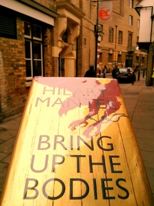 0413 | Bring up the Bodies | Hilary Mantel