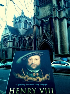 0415 | Henry VIII: King and Court | Alison Weir