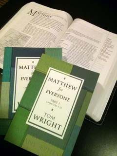 0440 | Matthew for Everyone | Tom Wright