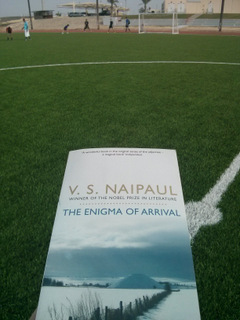 0446 | The Enigma of Arrival | V. S. Naipaul