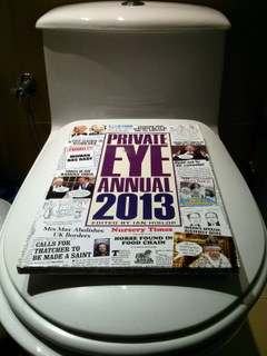 0444 | Private Eye Annual 2013 | Ian Hislop (Ed.)
