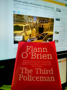 0510 | The Third Policeman | Flann O'Brien post image