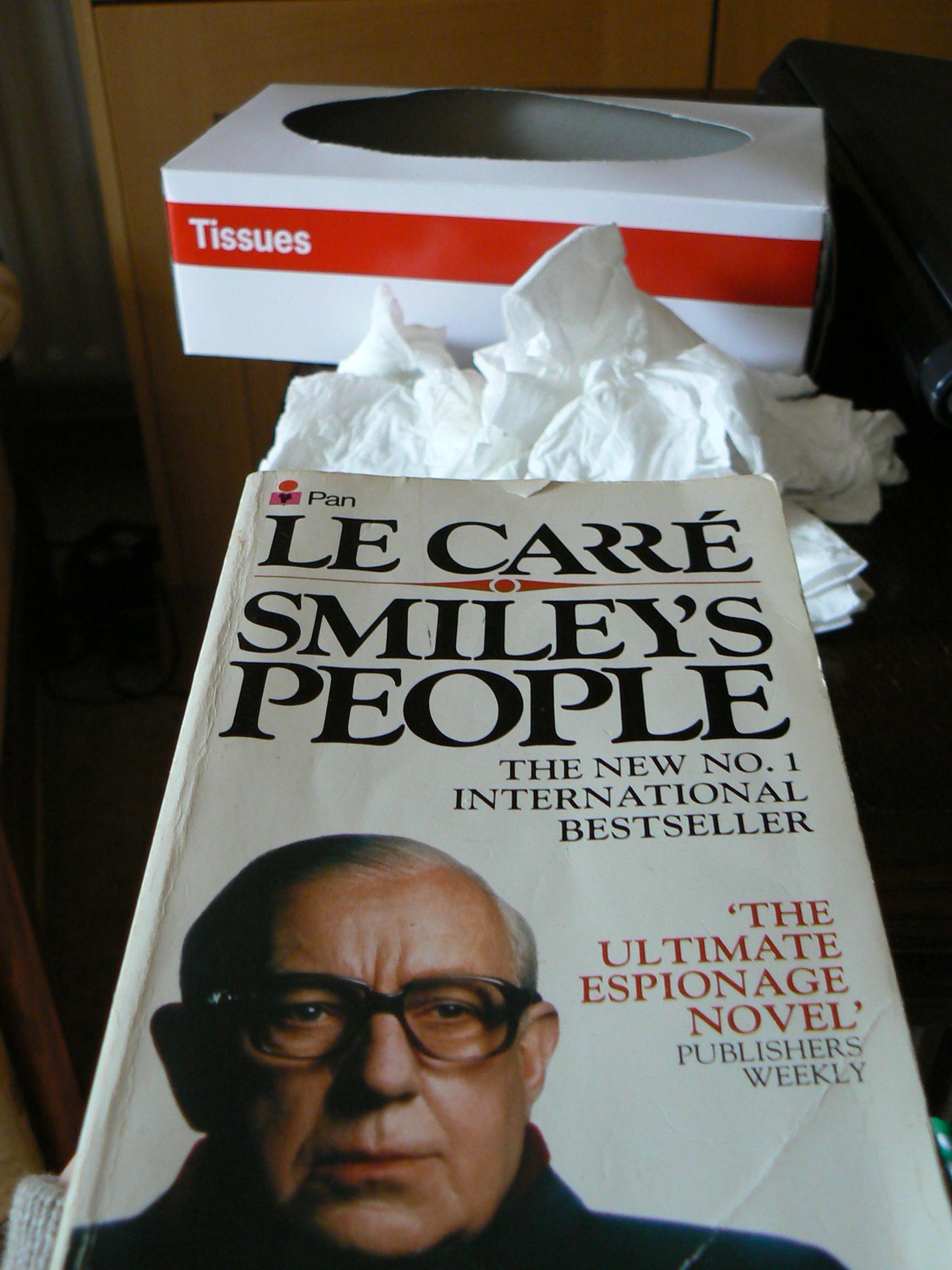 Smiley's People – John le Carré