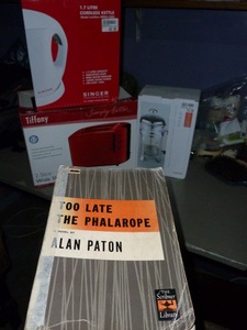 0295 | Too Late the Phalarope - Alan Paton