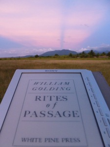 0355 | Rites of Passage | William Golding