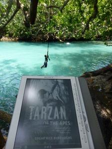 0393 | Tarzan of the Apes | Edgar Rice Burroughs