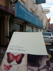 0517 | The Collector | John Fowles post image