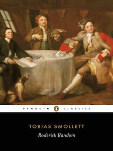 0516 | The Adventures of Roderick Random | Tobias Smollett post image