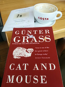 0548 | Cat and Mouse | Günter Grass post image