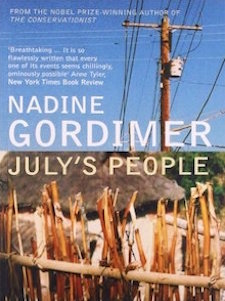0550 | July's People | Nadine Gordimer post image