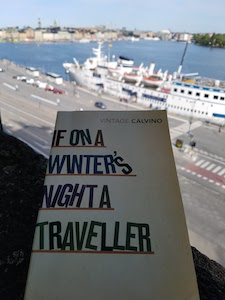 0588 | If on a winter's night a traveller … | Italo Calvino post image