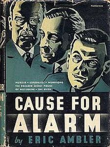0592 | Cause for Alarm | Eric Ambler post image