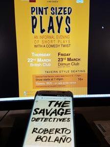 0603   The Savage Detectives   Roberto Bolaño post image