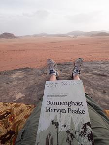 0608 | Gormenghast | Mervyn Peake post image