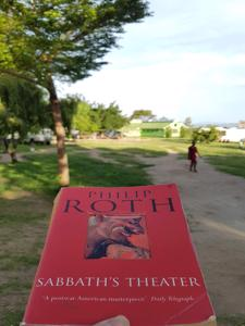 0633 | Sabbath's Theater | Philip Roth post image
