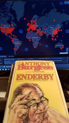 0686 | Inside Mr Enderby | Anthony Burgess post image