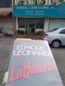 0667 | LaBrava | Elmore Leonard post image