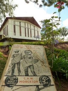 0318   Last Days in New Guinea   Monckton   68%   Good