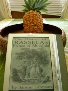 0363   Rasselas: Prince of Abyssinia   Samuel Johnson