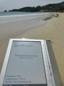 0396   A Sentimental Journey   Laurence Sterne