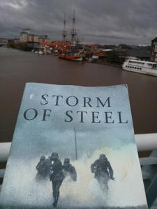 0404   Storm of Steel   Ernst Jünger